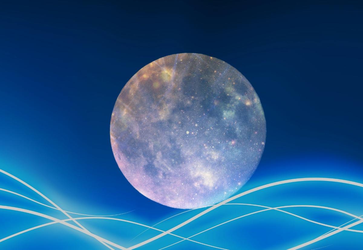 Creative Power ~ Aquarius Full Moon ~ July 22