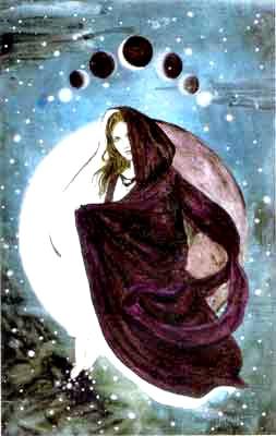 Libra Lunar Eclipse