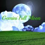 Gemini Full Moon