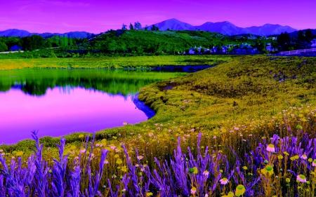 spring landscape hd desktop wallpaper kelley rosano