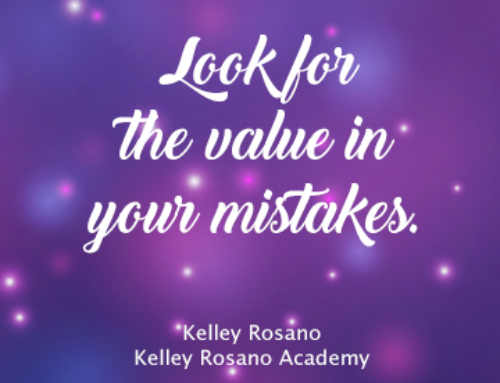 Finding The Value In Your Mistakes