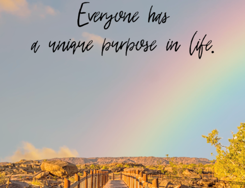 How to find your unique life purpose